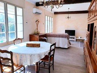 Location saisonnière maison 80 m2