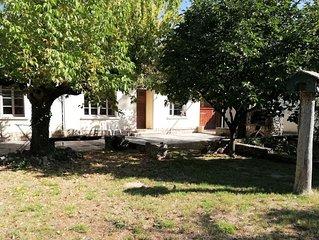 Location saisonniere maison 80 m2