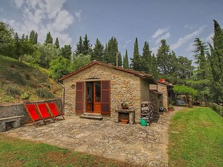 Small medieval hamlet of Italian marquis, pool, nice view