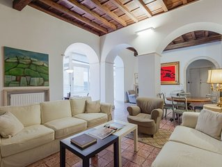 Beautiful apartment for 5 guests with A/C, WIFI and TV
