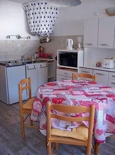 Appartement 4 couchages - La Norma - Résidence Le Tetras