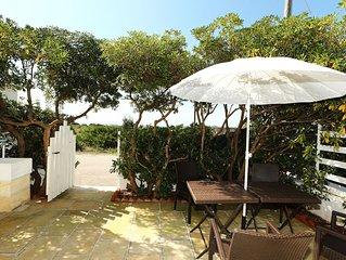 Appartamenti fronte mare Baia di Punta Prosciutto_A CASA DI TERESA