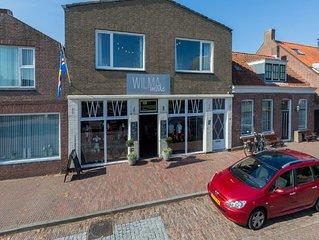 Lovely, modern, 2-4 person apartment in the heart of Koudekerke