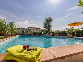 Villa Pallina, Massarosa, Italy