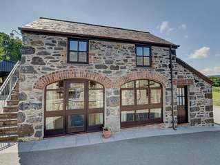 On the owners' farm in Snowdonia National Park a mile from Llanrwst is Carnedd D