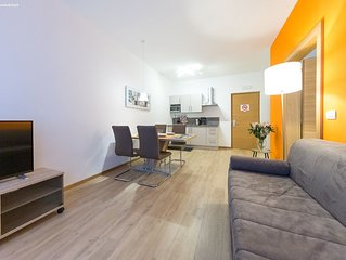Design Apartment direkt im Stadtzentrum