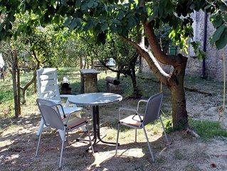Studio flat with terrace Grožnjan (Central Istria - Središnja Istra) (AS-7038-a)
