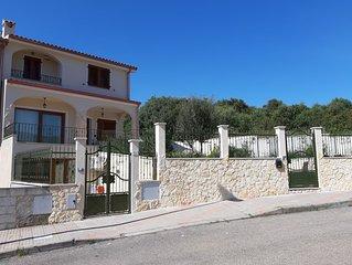 Appartamento in villetta a Teulada Sud Sardegna.