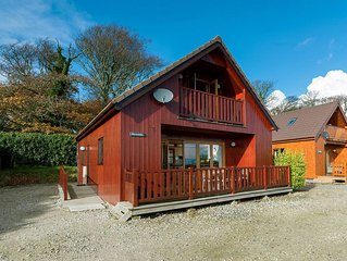 E53 - Hirondelle Lodge, Situated in Portscatho, Cornwall
