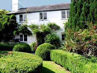 Pretty Farmhouse in Stunning River Valley, South Devon - Crannacombe Farmhouse