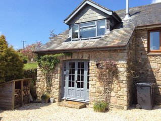 Cosy one bed cottage situated on our family farm, in the Dartmoor National Park