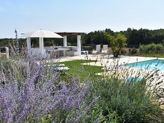 Stunning house with a trullo near Ceglie Messipica and Ostuni