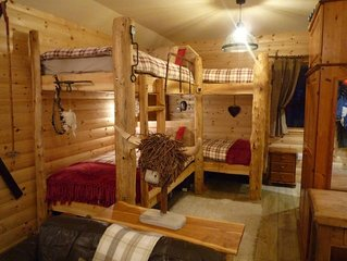 The Bunk House - One Bedroom Apartment, Sleeps 4