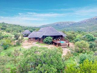 Idwala View – Mabalingwe Game Reserve –  Luxury, Self-Catering Safari Getaway