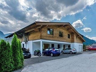 Modern Apartment in Neukirchen am Großvenediger near Ski Area
