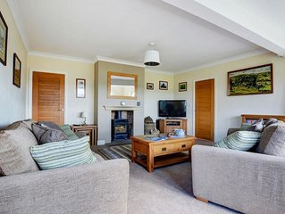 Plush Holiday Home in Harmby Yorkshire with Garden