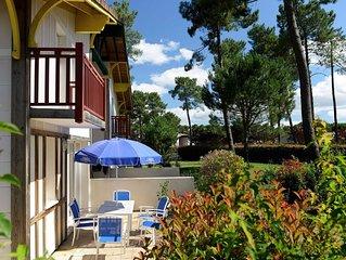 Jolie Maison au coeur du Golf ! Acces piscine et Wi-Fi gratuit
