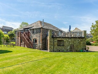 An absolutely stunning property that was once part of the original Roserrow farm