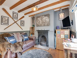 Fieldside Cottage - One Bedroom House, Sleeps 2
