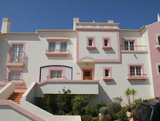 Townhouse At Quinta Da Encosta Velha, Western Algarve, Portugal