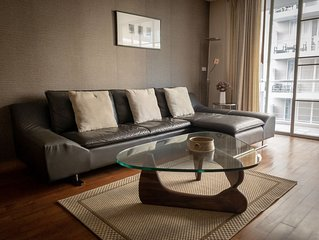 Peaceful and Quiet Apartment in City Centre