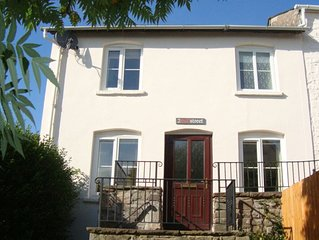 2 Mill Street - 4 star graded holiday cottage in Crickhowell in the Black Mounta