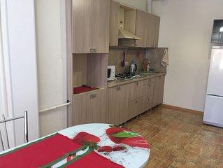 Апартаменты на Халтурина 30