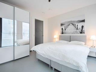 Luxury design apartment in Rotterdam centrum!