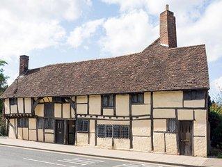 3 MASONS COURT  The oldest house in Stratford Upon Avon, Warwickshire
