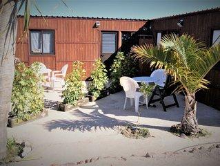 Estudio en Agro Camping con terraza C4