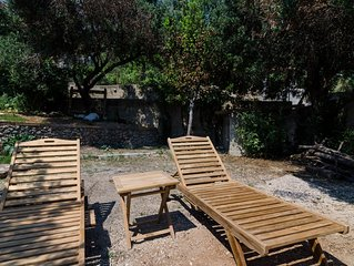 Beautiful house with garden in central location in Dubrovnik