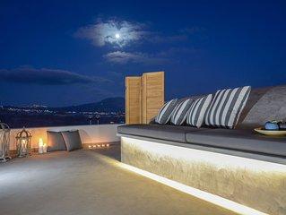 Nissos House vacation home in Santorini