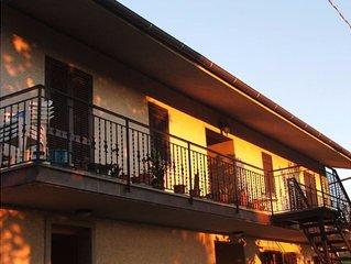 Casa Vacanza in Maremma ' giallo ' per 5 persone con giardino