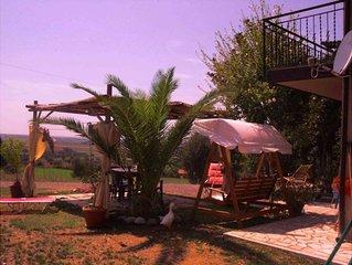 Casa Vacanza in Maremma ' rosa ' per 5 persone con giardino
