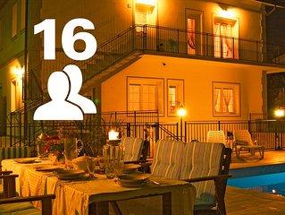 Conegliano Veneto: elegante villa con piscina privata sulle colline del Prosecco