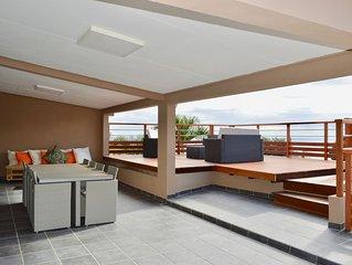 Location Bellepierre vue sur mer, St denis , Reunion
