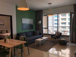 Evergreen | Stylish One Bedroom