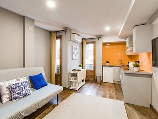 El Sauce Navacerrada - Apartamento para 4 personas en Navacerrada