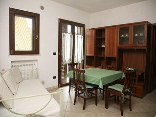 camera 5 familiare nel Residence Angelica, 4 posti letto, parete cucina