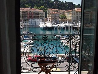JdV Holidays Apartment Azalee - 2 bedrooms , fantastic views over port