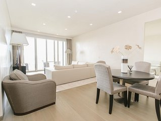 Luxury 1 bedroom apartment in Macka Residences, interior design by ArmaniCasa