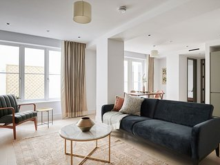 Sonder | The Arts Council | Chic 2BR + Terrace