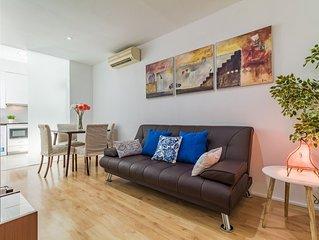 Princesa I - Apartamento para 4 personas en Madrid