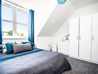 Forget Me Not New Row Apartment D City Centre with  2 Bedrooms