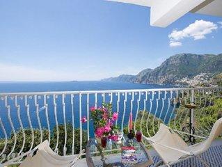 Villa Arzilla 2 with private descent to the sea