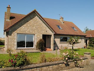 A lovely 4 bedroomed house on a working farm