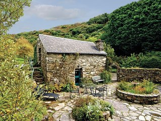 Wildest part of the Wild Atlantic Way!! Detached stone cottage with courtyard (a