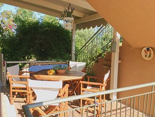 Cute 2 bedroom apartment,ground floor, surrounded by a fruit garden, Kefalonia!