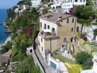 Wonderful 9 bedroom Villa in Vietri Sul Mare (Q0227)