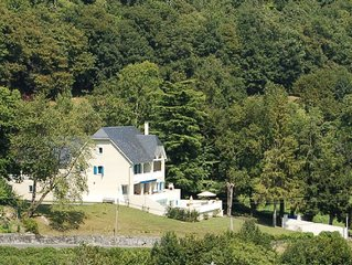 Luxury house 5 bed/bathrooms, private pool & stunning views